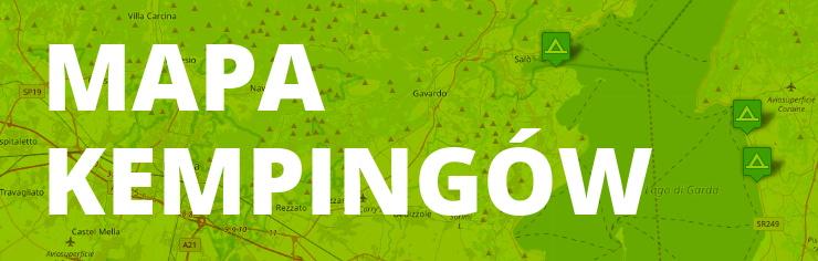 mapa kempingów