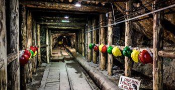 Zloty Stok - kopalnia złota