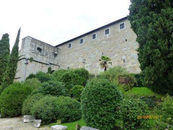 Castello - Triest, Włochy
