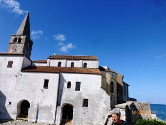 Bazylika Eufrazjusza - Porec, Chorwacja