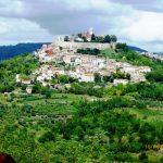 Motovun - Chorwacja, Istria