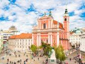 Presernov trg (Plac Preserena), , Lublana