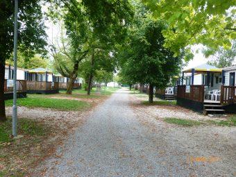 Mobilehome w Terme Catez - Słowenia