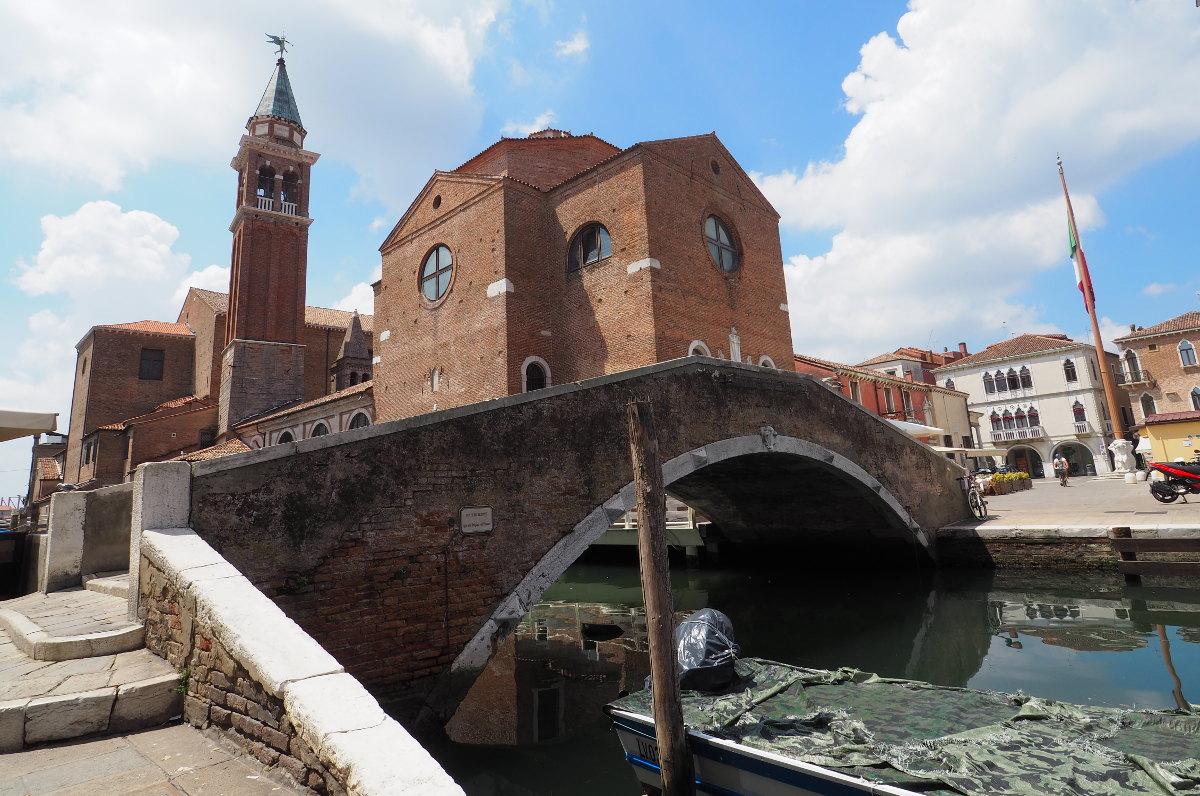 Chioggia, Włochy
