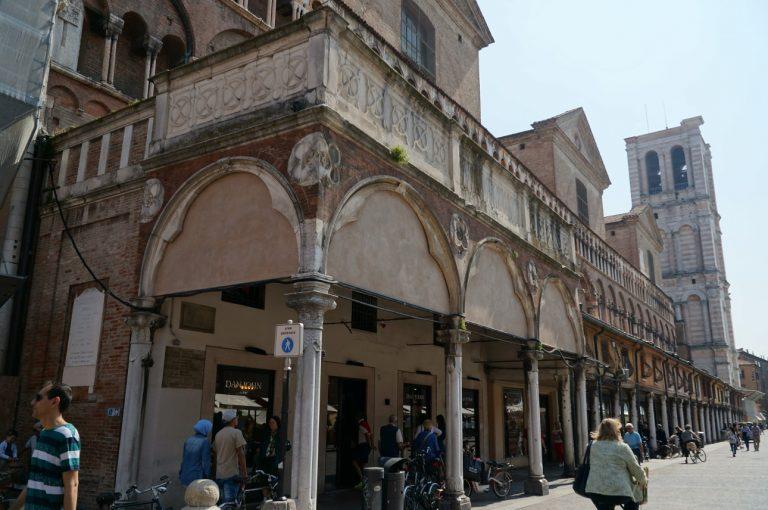 Ferrara - Włochy