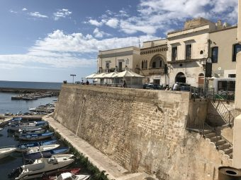 Galipolli - Włochy, Apulia