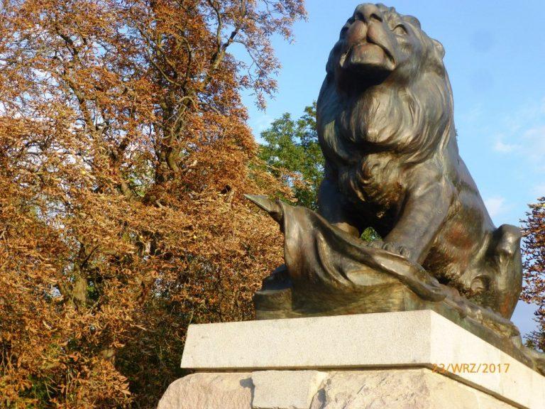 Pomnik ku czci majora Franza Hackera - Graz, Austria