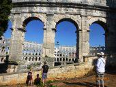 Dwie perły chorwackiej Istrii – Pula i Rovinj