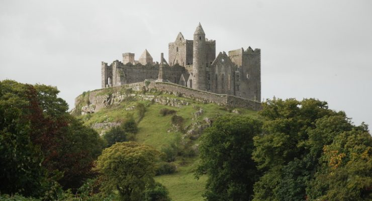 Rock of Cashel - Irlandia