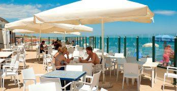 Rosapineta - bar na plazy