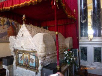 Sarkofag św. Eufemii w Rovinj