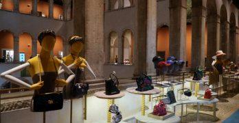 Wenecja - luksusowy dom towarowy w zabytkowym pałacu