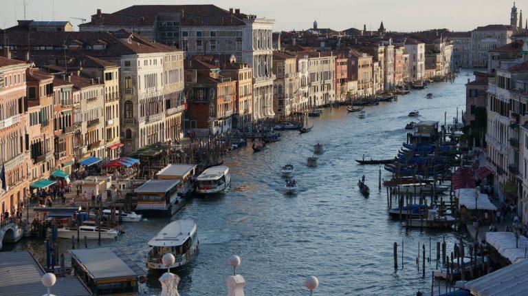 Widok na Canal Grande #2