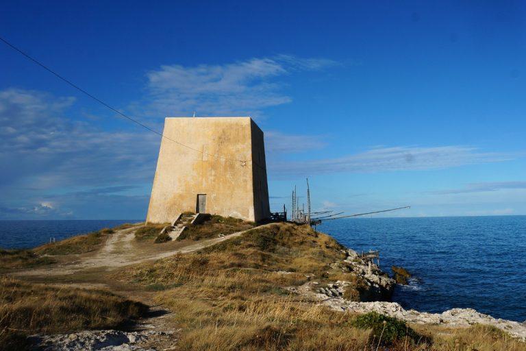 Wieża na Gargano