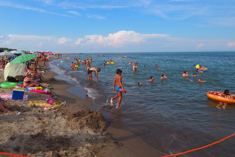 Plaża Rosolina Mare