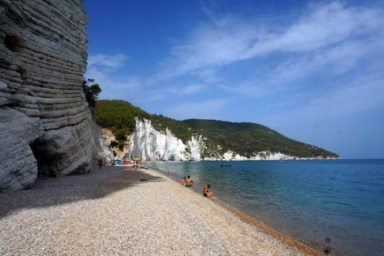 Spiaggia di Vignanotica #1