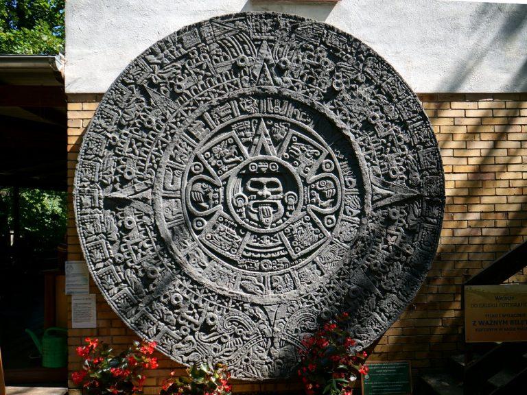 Kamienny kalendarz Azteków
