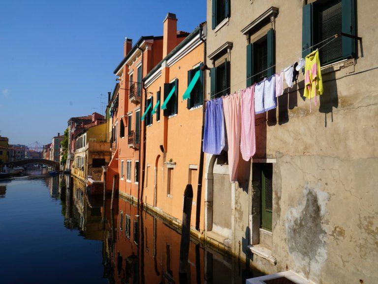 Chioggia - kanał