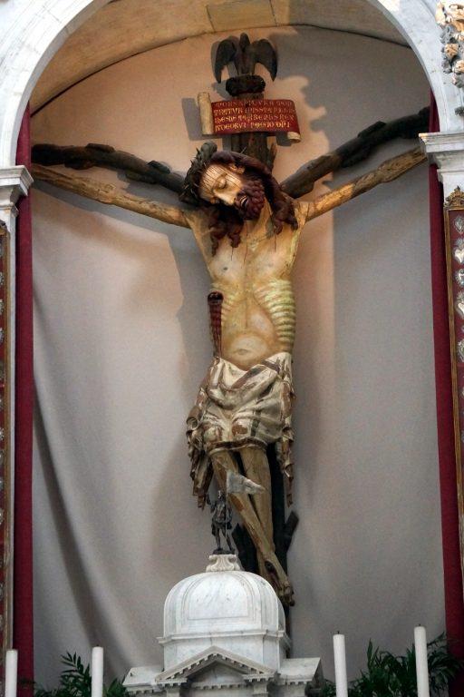 Krzyż, kościół św. Dominika w Chioggi