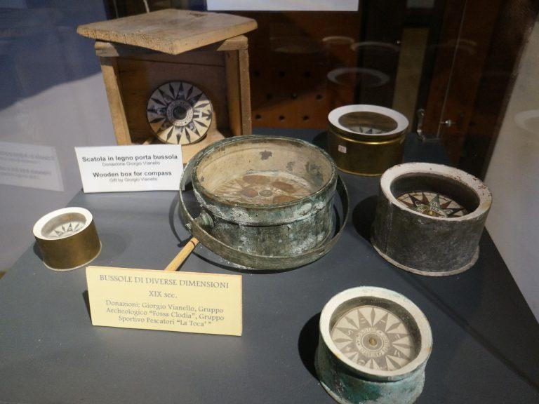 Busole - Museo Civico della Laguna Sud