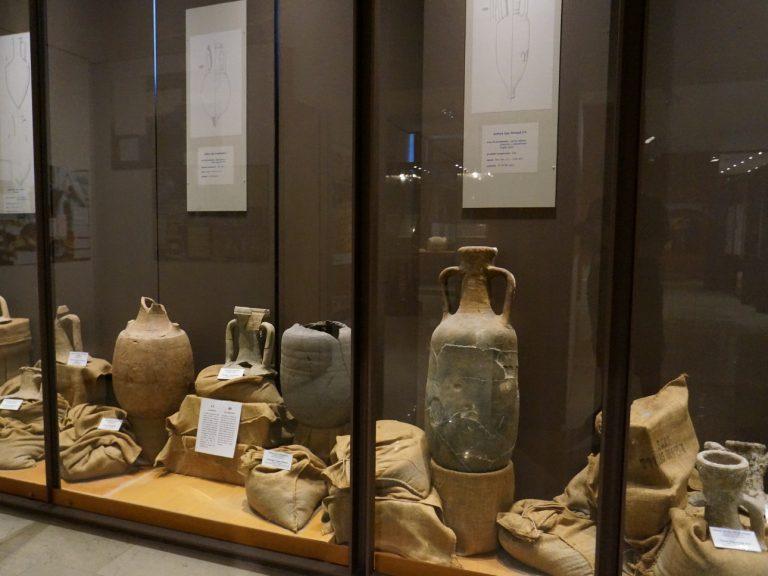 Amfory - Museo Civico della Laguna Sud
