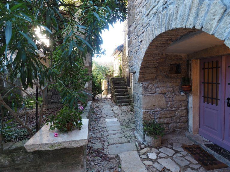 Groznjan - Chorwacja, Istria