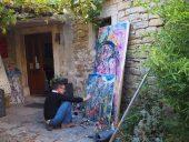 Grožnjan – miasteczko artystów