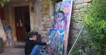 Grožnjan - miasteczko artystów