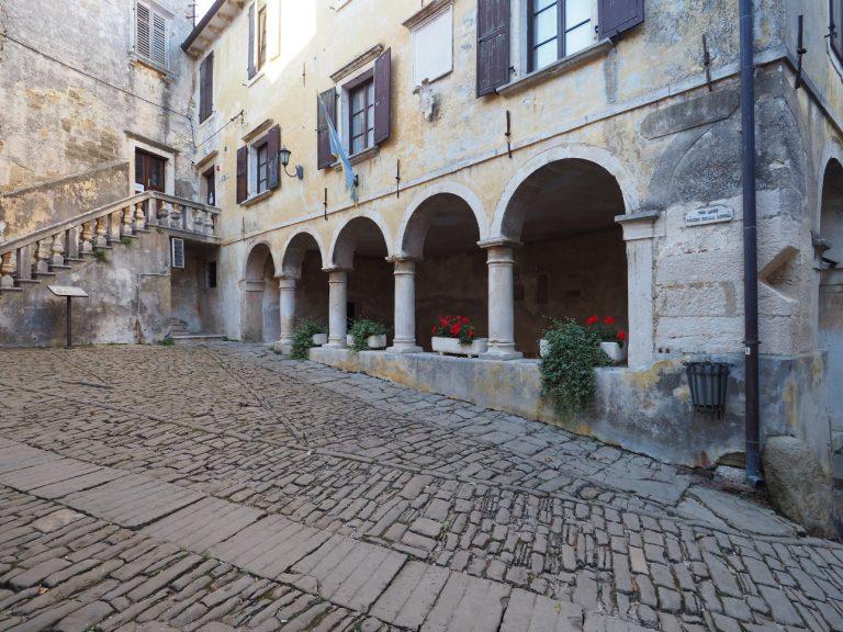 Renesansowa Loggia Miejska w Grožnjan