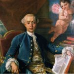 Giacomo Casanova, Anton Raphael Mengs