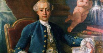 Casanova - Wenecjanin nie z tamtego świata