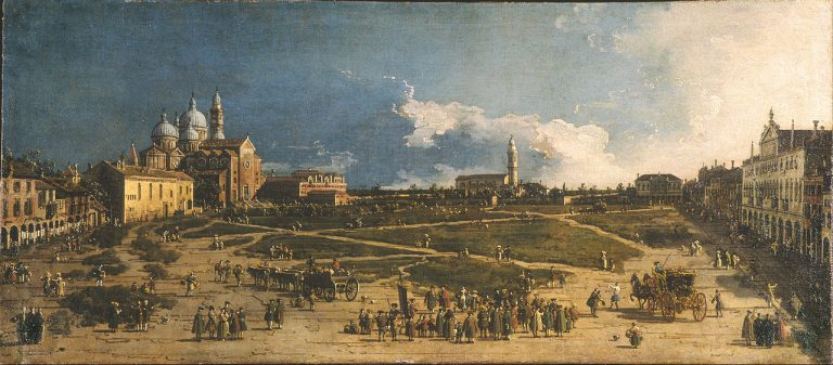 Padwa, Canaletto