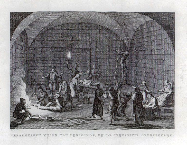 XVIII-wieczny miedzioryt