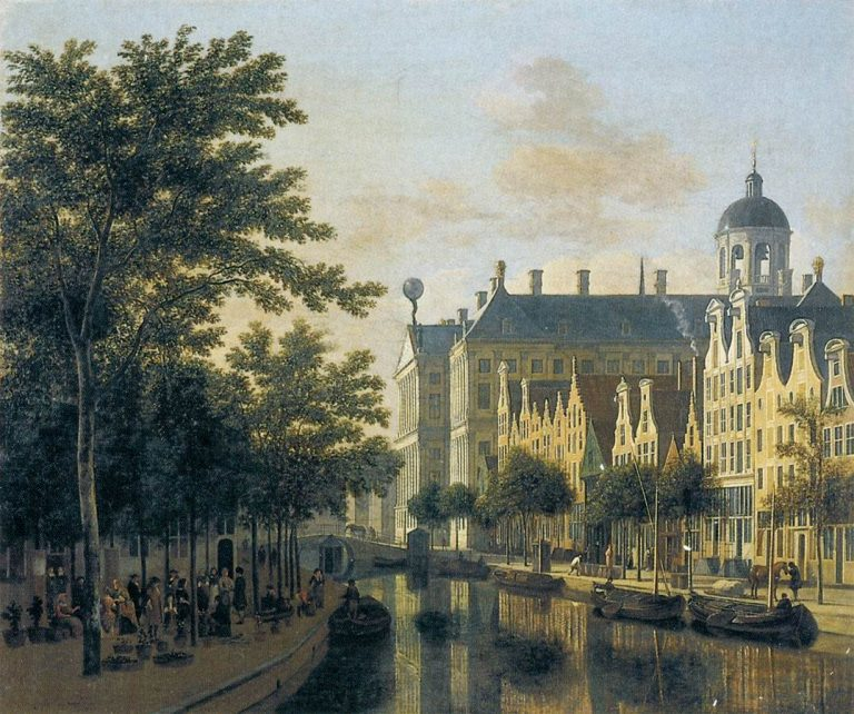 Gerrit Adriaenszoon Berckheyde, Amsterdam