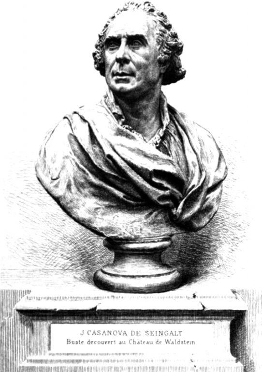 Eugène Gaujean - Casanova w wieku 40 lat