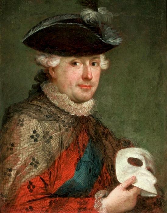 Giovanni Battista Lampi, Stanisław August Poniatowski