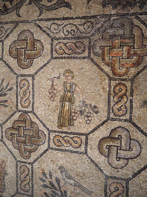 Akwileja - mozaiki w Bazylice Matki Bożej Wniebowzięte j#5
