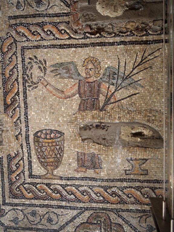 Akwileja - mozaiki w Bazylice Matki Bożej Wniebowziętej #6