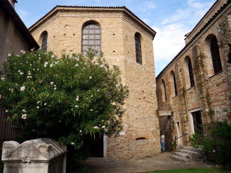 Baptysterium przy Bazylikce św. Eufemii, Grado