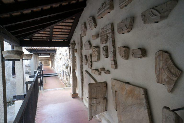 Lapidarium w Gradi #1