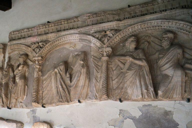 Lapidarium w Gradi #2