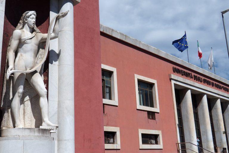 Foro Italico, Rzym #1