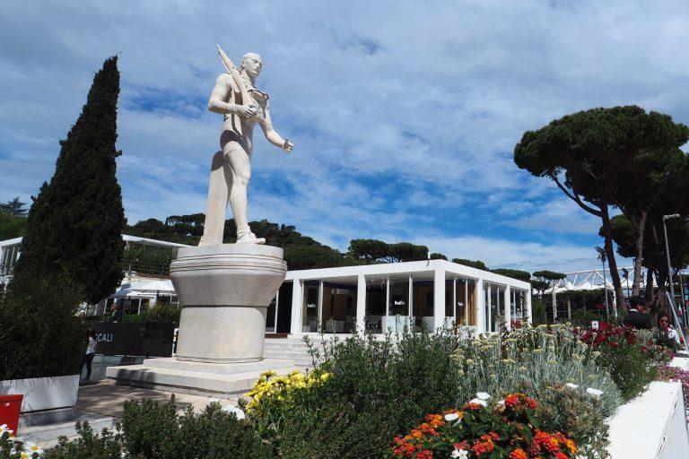Posąg, Foro Italico #1
