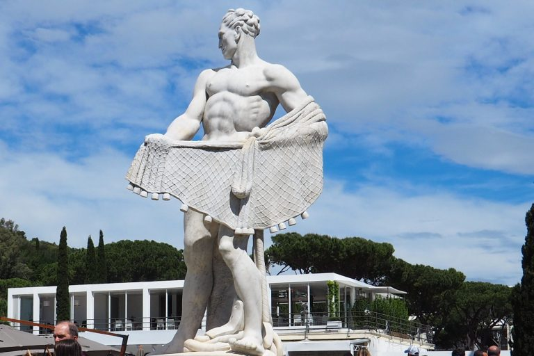 Posąg, Foro Italico #2