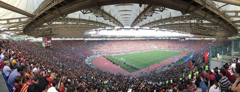 Stadio Olimpico, Rzym
