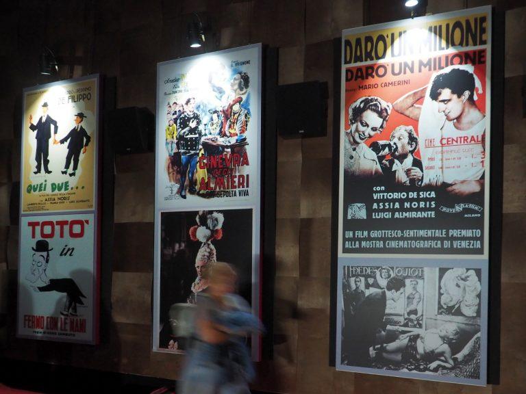 Filmy nakręcone w Cinecitta #2