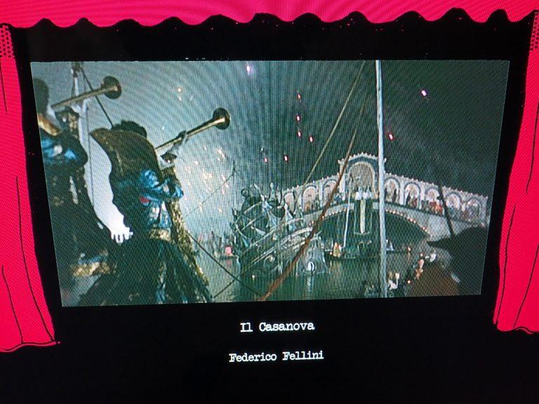 Filmy nakręcone w Cinecitta #8