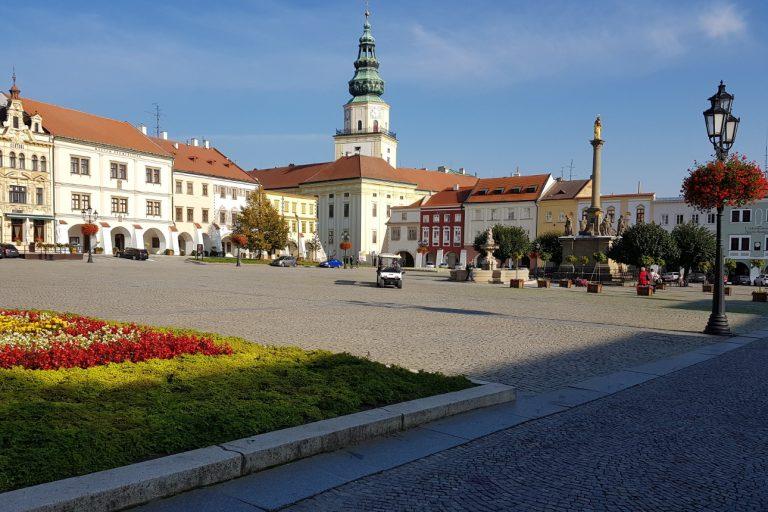 Kromieryż - Pałac Biskupi