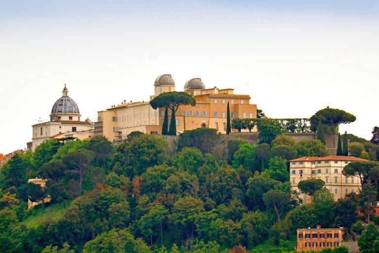 Pałac Papieski i Obserwatorium Watykańskie