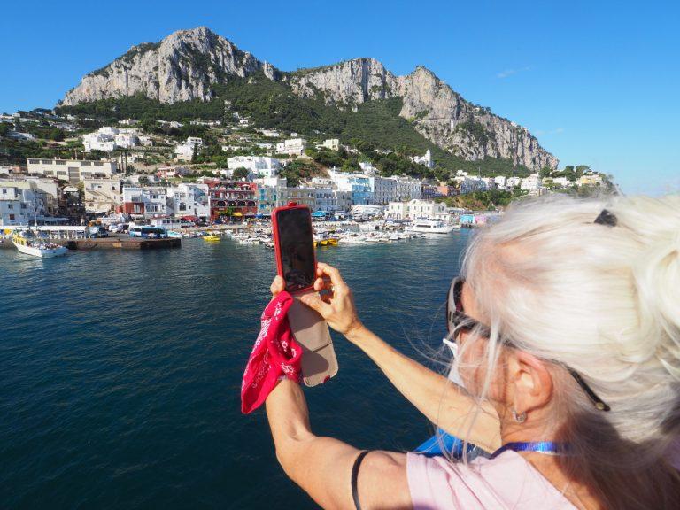 W drodze na Capri